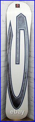 GNU Carbon Credit Men's Wide Snowboard Size 156W cm, Asym Twin, New 2021