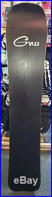 Gnu 2020 Hyperkyarve C2x 154cm All Mtn Snowboard, Demo Sale