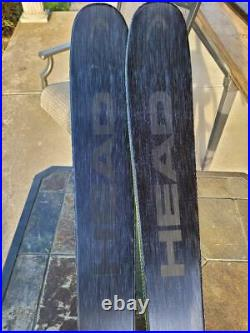 Head Kore 93 Mens All-Mountain Skis (189 cm) with Tyrolia Attack2 13 GW Binding