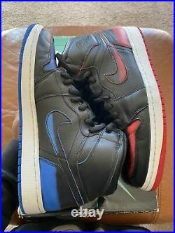 Jordan 1 SB QS Lance Mountain Black Size 12 Og All