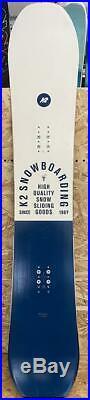 K2 Broadcast 2020 Ex-Demo Mens Snowboard 159cm