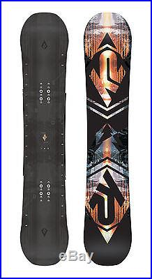 K2 Snowboard Subculture All-Mountain, Lifted, Camber 2017