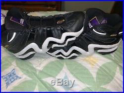Kobe Bryant All Star Adidas Crazy 8 near Mint Shoe