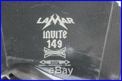 Lamar Invite Snowboard Size 149 CM With Morrow Medium Bindings