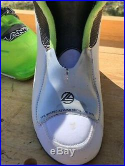 Lange RX 130 LV World Cup Size 26-26.5 Mens All Mountain/Downhill Race Ski Boots