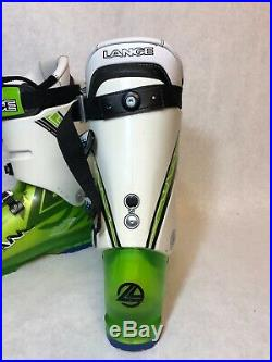 Lange RX 130 World Cup Size 26-26.5 Mens All Mountain Downhill Race Ski Boots