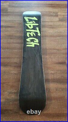 Lib Tech Skunk Ape 165 cm Wide Men's Snowboard all Mountain Freestyle