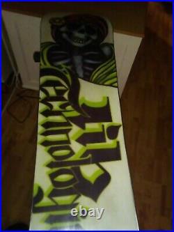Lib tech snowboard jaime lynn 157w