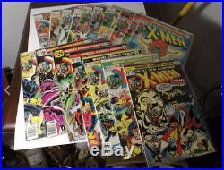Marvel X-Men String #94-110 All HIGH GRADE. MANY NEAR MINT