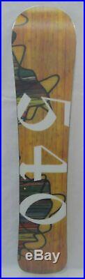 Men's 540 Snowjam Global All-mountain Snowboard 145cm (blemished)