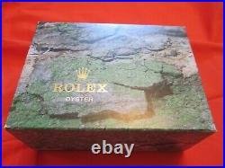 Mens ROLEX 15203! 34mm! 18k Gold & Steel! Box & Papers! All Original! MINT