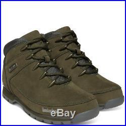 Mens Timberland Euro Sprint Hiker Trekking Mountain Climbing Boots All Sizes