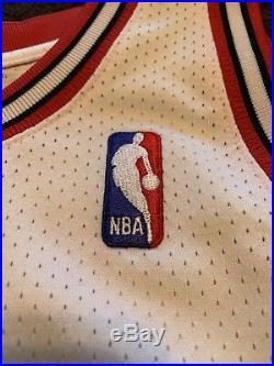 Mint Authentic Michael Jordan Mitchell & Ness 1998 98 NBA All Star Jersey XXL 52