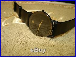 Mint Movado 87-40-882N Ultra Thin Men's 31mm Case All Original Swiss Watch