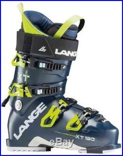 NEW 2018 Lange XT 130 100mm 29.5 Mens All Mountain Freeride Ski Boots