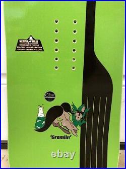 NWOT 2021 GNU GREMLIN MENS C3 SNOWBOARD 155 155cm directional $500