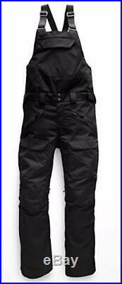 NWT The North Face MEN'S Freedom Bib TNF Black Size M All Mountain $199