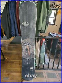 Never Summer Hammer 161cm Wide DEMO