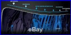 New 2018/2019 Lib Tech Skunk Ape HP C2 Mens Snowboard 165W cm