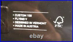 New 2019 Burton Custom 158 Men's Flying V Snowboard