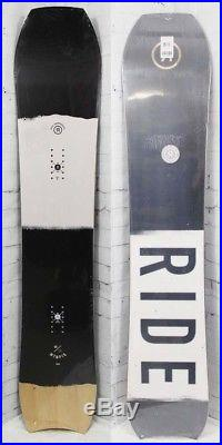 New 2019 Ride Mtn Pig Wide Mens Snowboard 160 cm Wide