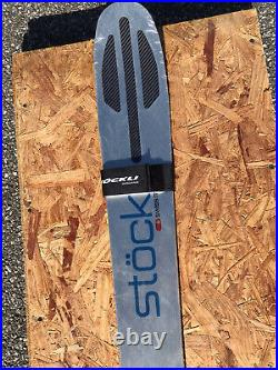 New sealed Stockli Stöckli Stormrider 95 All Mountain skis 174 cm carbon fiber