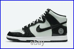 Nike Dunk High SE All Star Mint Black GS 2021 Size 6Y Brand New 100% Authentic