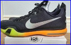 Nike Kobe X All Star Men's Basketball Sneakers 742546-097