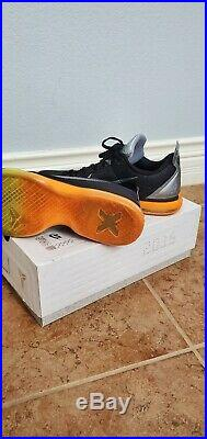 Nike Kobe Bryant 10 X All Star AS Black Multi Color 742546-097 SIZE 12 EUC Mint