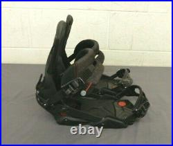 Nitro Phantom High-Quality All-Mountain Snowboard Bindings Size Large EXCELLENT