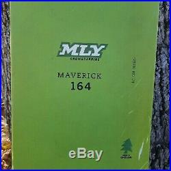 RARE 1994 Burton Big Air 178cm +MLY Maverick 164cmTWO great all-mountain boards