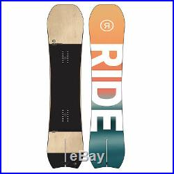 Ride Snowboard Alter Ego All-Mountain Powder Split Tail Hybrid 2018