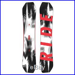 Ride Snowboards Helix All-Mountain Freestyle, Asymmetric Twin Camber 2018