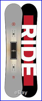 Ride Snowboards Manic Wide All-Mountain, Entry Level, Beginer 2018