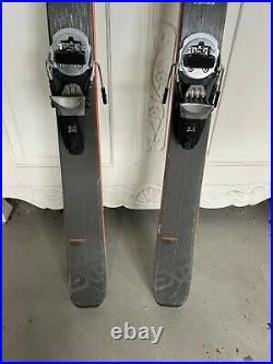 Rossignol Experience 88Ti 180 cm with LOOK PIVOT 18 Bindings