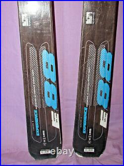Rossignol Experience e88 skis 186cm with Rossignol 120 adjustable ski bindings
