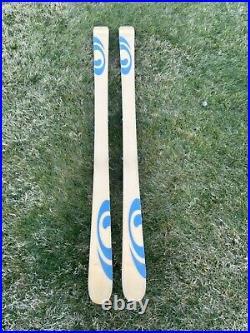 Salomon 1080 Twin Tip Skis with Salomon Bindings