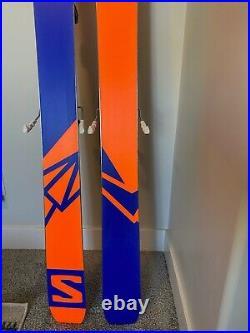 Salomon QST 106 skis