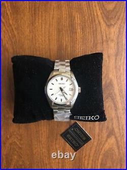 Seiko SARB035 Automatic 23 Jewels UNUSED ALL-ORIGINAL MINT CONDITION w TAGS, BOX