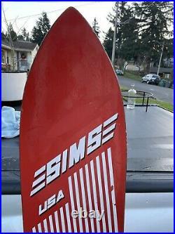 Sims Blade 1710 Vintage Snowboard
