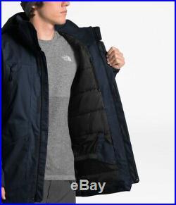 THE NORTH FACE GATEKEEPER JACKET Men's XL, Urban Navy, All Mountain