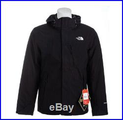 The North Face Mens Mountain Light Triclimate Jacket Black All Sz M $349