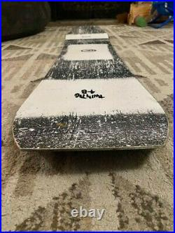 Twin Pig Ride Snowboard (Used One Day) 148 cm
