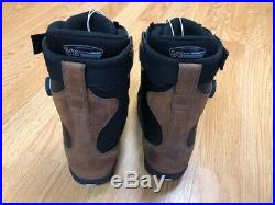 Vans Infuse Pat Moore Snowboard Boot 9.5 Boa Traditional All Mountain Freestyle