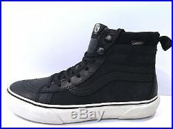 Vans Sk8 Hi (Gore-tex) All Weather MTE Mountain Bison Black Green Men's Shoes