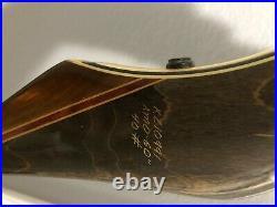 Vintage Bear 1972 Super Kodiak 60 Recurve Bow All Original near Mint