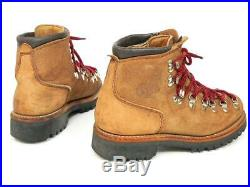Vintage USA made DEXTER All Leather Mountaineering Hiking Boots Men's US 6 M