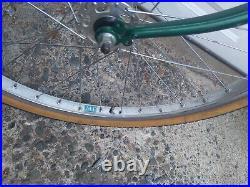 Vintage raleigh mountain tour elkhorn. 18 speed- reynolds frame- all original