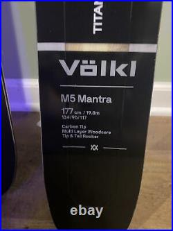 Volkl Mantra M5 2021 Not Drilled 177cm